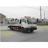 Dongfeng Falt Type Light Wrecker Truck 3T