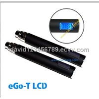 eGo LCD 900 Mah Battery (MOQ) 50 PCS
