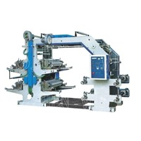 four-color Flexography Printing machine(YT-B )