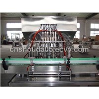 fruit jam filling machine