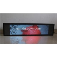 full color p7.62 semi-outdoor wall mounted high definition led display