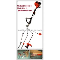 gasoline multi 4 in 1 garden tools set