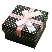 gift box for packing jewellery