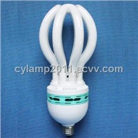 high power 4U 105w lotus CFL lamp compact fluorescent lamp