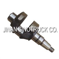 Howo Parts Crankshaft for Air Compressor