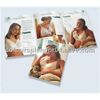 high quality  poster brochure printing
