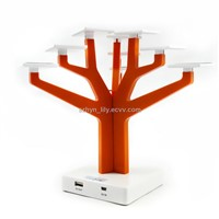 High Capacity Solar Tree Charger for ipad,iphone and Mobile Phone (Ld069)