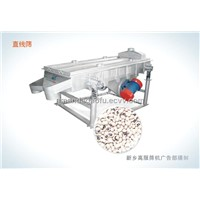 linear sieving machine for quartz sand
