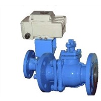 liner PTFE of FEP valve,ball valve, Two-piece Splite body,   Pneumatic Actruator,