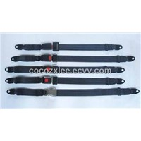 low price 2-point seat safety belt