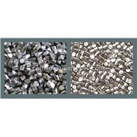 low price stainless steel cut wire shot