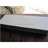 monochrome pvc film coated steel sheet for home appliance