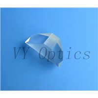 optical BK7 glass amici prism/roof prism