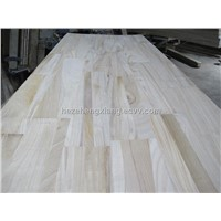 paulownia finger joint panels