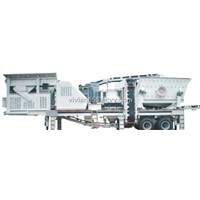 providing the mobile cone crusher