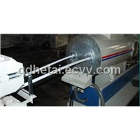 pvc pipe extrusion machinery production line