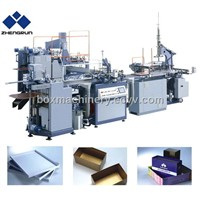 rigid box machines