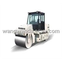 Road Roller - Double Drum Static Roller