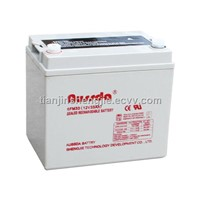 sealed rechargeable battery(6FM33)