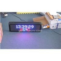 Semi-Outdoor Aluminium Frame Text Message LED Display Sign
