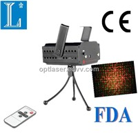 special effects+30mW Green laser animation laser lighting+Singal beam MN001-D4X