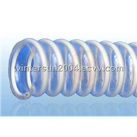 steel wire enhanced PVC hose