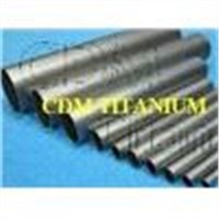 titanium seamless or welded  tube