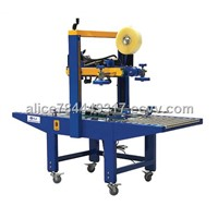 up and down driving automatic box sealing machine