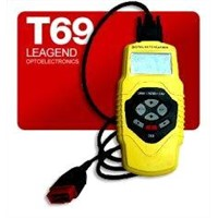 vehicle fault diagnosis tool launch creader code reader(launch, code scanner,code reader)-T69