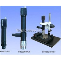 video metallurgical microscope