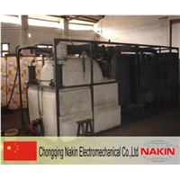 waste engine oil refinery equipment