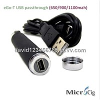 eGo USB Passthrough Battery