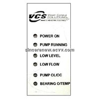 switchboard plate label