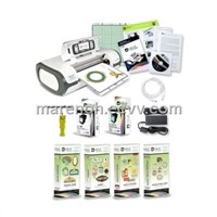 CRICUT IMAGINE MACHINE BUNDLE with 8 CARTRIDGES