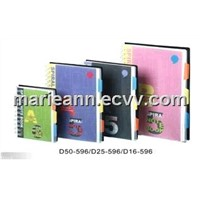 Spiral Notebook (D16-596 Series)