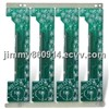 Double-sided PCB with 180 x 160mm Dimension
