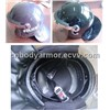 FBK-5LD Anti-riot helmet,Polycarbonate mixed some ABS to increase the toughness of the helmet