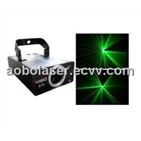 30mW green laser light