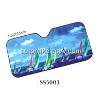 Autocare car sun shade