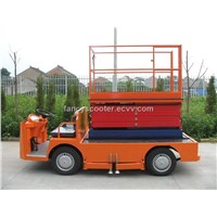 Electric Industrial Vehicle EG6060J CE approved