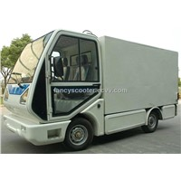 Electric garbage truck EG6032X CE approved