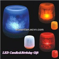 Flameless Candle Light (SL06B1-6)