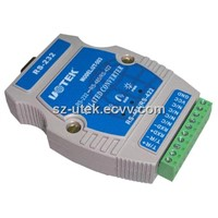 Industrial high-powered photoelectric isolation interface converter RS-232 to Rs-485/422(UT-503)