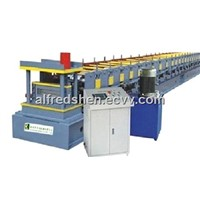 Joint Hidden Wall Panel Forming Machine