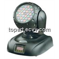 LED Moving Wash 3W x 36RGB