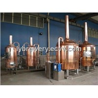 Mash-lauter system-beer brewing equipment-brewery equipment-beer plant equipment