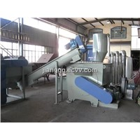 PE film Recycling Production Line