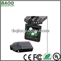 Promotional gift car video recorder with 6IR night vision