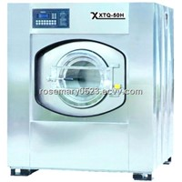 Sample Washer Extractor for Laundry Plant