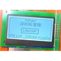 128x64 Graphic LCD Display COG Type LCD Module (LM6038)